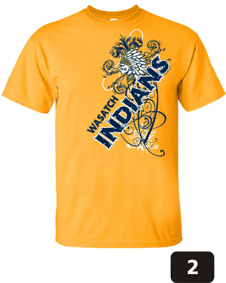 school shirt design idea 2 - School Spirit T Shirt Design Ideas