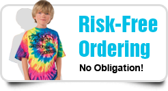 Custom School T-Shirts & Hoodies Risk Free Ordering